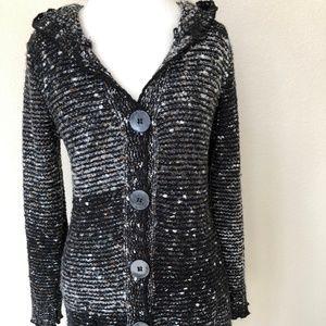 BCBG Maxazria Knit Sweater Dress